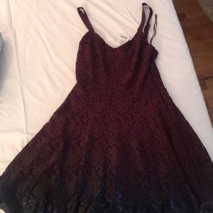 Free People Dresses - Never worn free people lace skater dress
